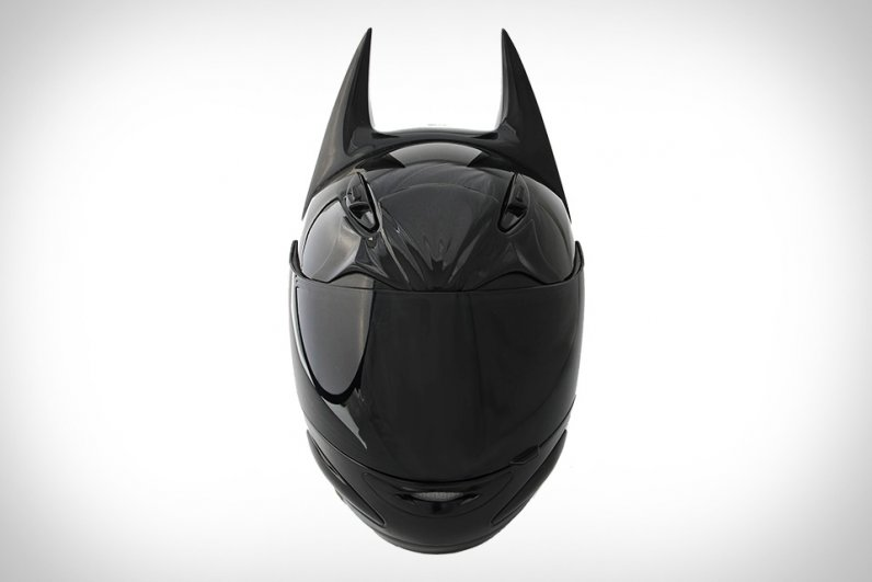 casco batman para moto the trenders. Black Bedroom Furniture Sets. Home Design Ideas