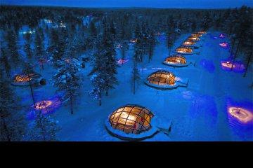 los-mejores-hoteles-del-mundo-hotel-kakslauttanen-finlandia
