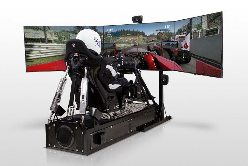 simulador-de-coches-motion-pro-ii-racing